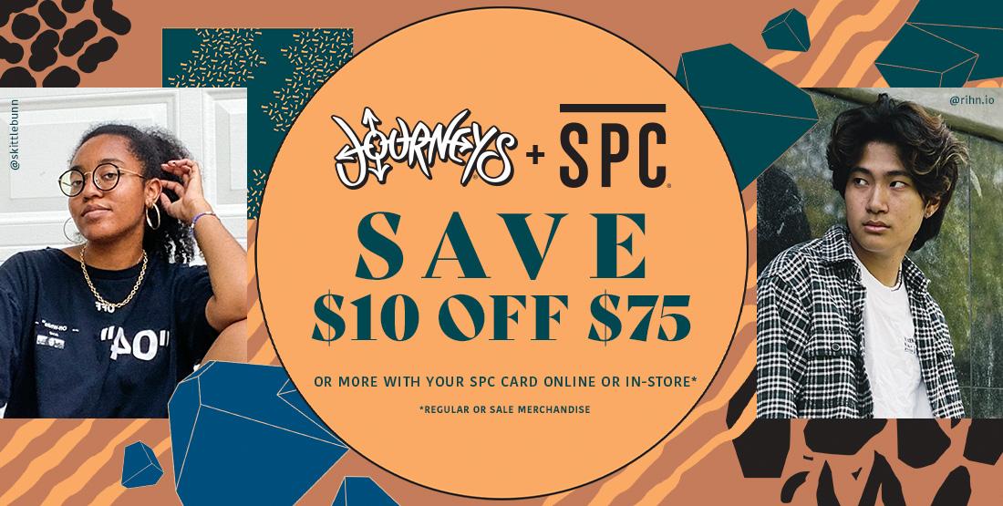 Get your SPC card!